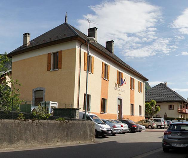Mairie de Verrens Arvey
